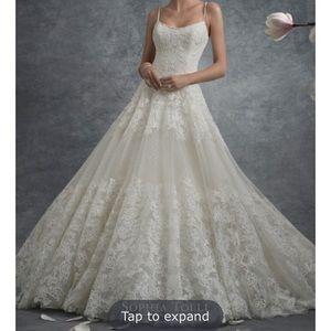 Sophia Tolli wedding dress style #Y21743